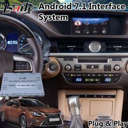 2013-2018 년 Lexus ES 250 마우스 통제를 위한 인조 인간 7.1 자동차 자동 조종 장치, GPS 항법 상자