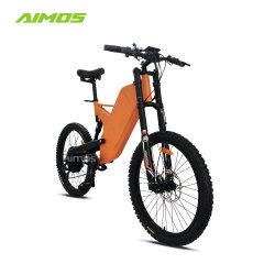 Ebike 고속 산 판매를 위한 3000W 후방 모터에 250W를 가진 전기 자전거 장거리 E 자전거