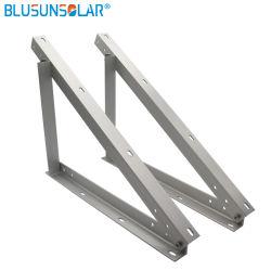 Aluminio el triángulo de 550 mm 100W 250W 300W panel solar Soporte de montaje para techo Carvan