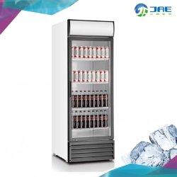 Коммерческие отображения одного стекла двери энергетический напиток холодильник
