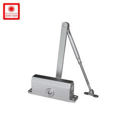 Vitre de porte en bois de la sécurité des accessoires matériels en alliage aluminium fermeture de porte de la charnière (DS-068F)