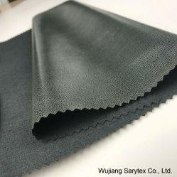150d à prova de poliéster catiónicos PU 3000 Fabric