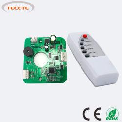 Controlador de motor eléctrico motor dc sin escobillas de la Junta de 24V, 2A