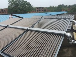 Solar Keymark SRCC и утвердил 30 трубок солнечного коллектора с тепловая трубка давления для системы отопления 300 л солнечный водонагреватель