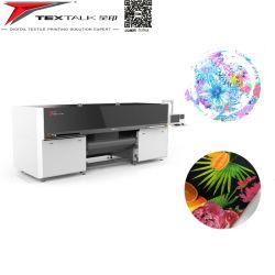 100% хлопок шелка решение печати ткань цифровой текстильный принтер шелка