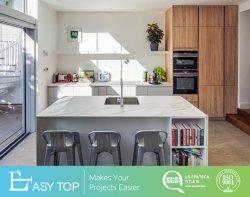 Combiné intelligent de la mélamine des armoires de cuisine, cuisine d'un réfrigérateur de gros de stockage des armoires de cuisine