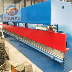 Автоматические гидравлические алюминиевый лист металла изгиба механизма