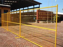 Maillon de chaîne de haute qualité de Wire Mesh / grillage Revêtement en PVC/ Panneau de clôture de sécurité