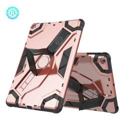 Heißer Verkauf TPU PC Eskorte-Tablette-Kasten für iPad Luft