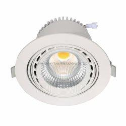 Регулируемый Светодиодный прожектор для исключительного магазин и цепь магазина