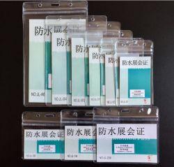 Venda quente exposições à prova de ID da placa do cartão SIM e o nome do titular do cartão de plástico de PVC no bolso