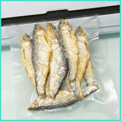 Congelados de pescado y mariscos de la bolsa de embalaje de plástico