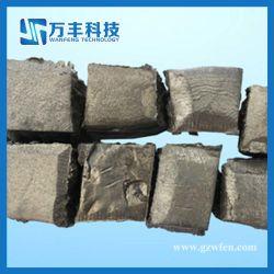 Los metales de tierras raras gadolinio lingote Gd No CAS 7440-54-2