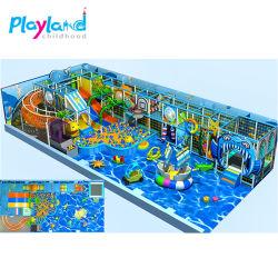 Piscina Crianças Playground Fábrica parque infantil inflável deslize com Piscina