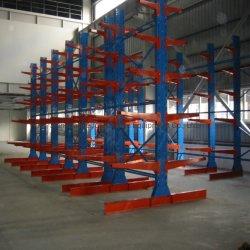 Heavy Duty Cantilever estanterías para almacenamiento de aluminio