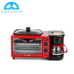 Haus verwendete Frühstück-Maschine mit Fischrogen-Backen und Kaffee Funktion
