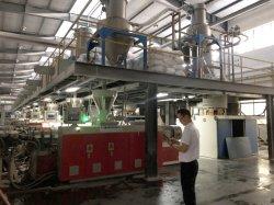 PVC/ Conseil de la plaque de mousse WPC croûte Dalle de planche de ligne de production de feuille