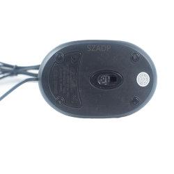 Alta Qualidade preço barato computador use o rato óptico com fios
