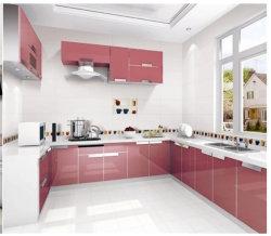 Venta caliente de la pared de cerámica de color blanco brillante mosaico/superficie mate (BD36000/D36000/MWP3060)