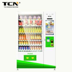 Tcn Bebidas y Snacks máquina expendedora combinada