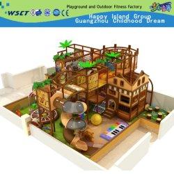 Парк игровая площадка для использования внутри помещений игровая площадка для детей оборудование мягкая игровая площадка для рывков замок (HD-16SH01)