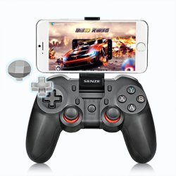 Android Senze/Controlador de jogo do IOS/Gamepad/Joystick para Celular/ Tablet PC/smart TV.