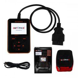 Autophix E-Scan Es710 диагностического прибора для Honda + OBD2 сканера