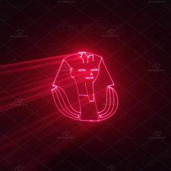 مهرجان إنارة عرض [رغب] [6و] [لسر ليغت] إحياء حزمة موجية أضواء