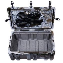 Stockage en toute sécurité de l'armée Boîte à outils Chariot du matériel de cas
