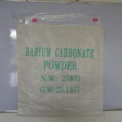 Carbonato de bario y carbonato de bario precipitado