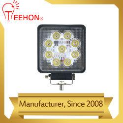 27W 자동 램프 PC 렌즈 LED 일 램프 자동차 점화