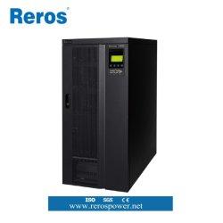 Hoge Frequentie, Met lage frekwentie, In drie stadia, het Systeem van de Macht van Oline UPS 10-80kVA