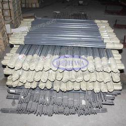 Las varillas de perforación de roca integral y el tubo de perforación