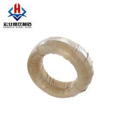 Venda de produto de alta resistência à tracção polido mola de desenho de fio de aço
