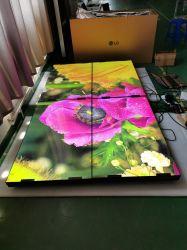 65-дюймовый узкие лицевую панель ЖК-экран 3,5 мм видеостены производителя