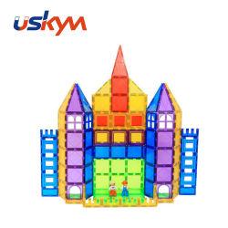 El color bloques magnéticos para niños