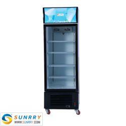 Grande banco di mostra commerciale del frigorifero della bevanda dei dispositivi di raffreddamento della bevanda