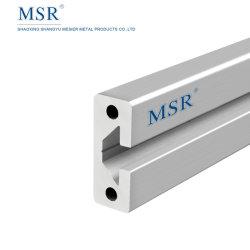 Aluminium extrudé 1640une clôture et Gates moderne de gros de profil en aluminium