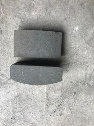 마찰 구획 압축 공기를 넣은 나비 브레이크에 사용되는 산업 빵 구획