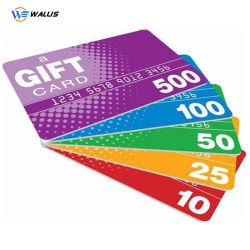 PVC/PC/Pet/PETG Materiële Cr80 85.6*54mm Lidmaatschap ID/Gift/VIP/Naam/de Creditcard van het Visum/De Witte Plastic Lege Kaart RFID van Geschikt om gedrukt te worden Inkjet