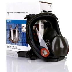 Masque facial 6800 pleine masque à Guangzhou en silicone