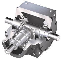Réducteur de vitesse à angle droit pour la boîte de vitesses conique hélicoïdal de boîte de vitesses automatique