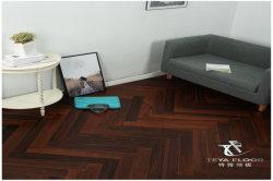 Walnut Espinha de Design/Coradas Pavimentos de madeira sólida/Cor/pisos em madeira e piso de madeira/soalhos