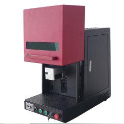 آلة تحديد سعر المصنع Mopa 30W من الألياف الليزر علامة آلة للمعادن، PCB، لوحة الدوائر المطبوعة، الشريحة، الهاتف المحمول Shell/إحاطة الألياف الليزر علامة آلة