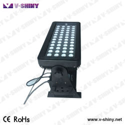 IP65 esterni scelgono l'indicatore luminoso della rondella della parete di architettura del livello LED