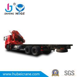 На заводе HBQZ поворотного кулака питания стрелы погрузчика 18 тонн SQ360ZB4 установлен грузовой автовышка