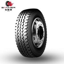 트럭 20 년은 공장 도매 반 최고 타이어 상표 관이 없는 PCR 승용차 트럭 TBR 광선 타이어 또는 타이어 11r 24.5 11r22.5 295/75 22.5를 피로하게 한다