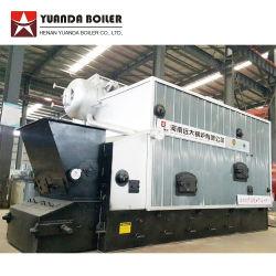 La biomassa del carbone della Cina ha infornato la caldaia a vapore utilizzata nella fabbrica dell'alimento