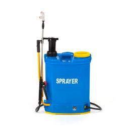 Mochila agrícolas lado 2NO1 Manual e a energia da bateria com mochila de pressão do pulverizador da Bomba
