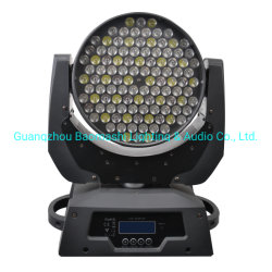 108*3 LED 세척 이동하는 맨 위 빛